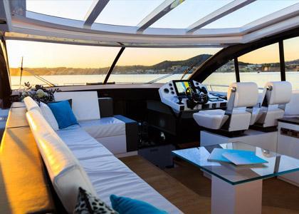 Sellerie nautique pour bateau Caen